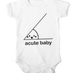 acute baby baby white