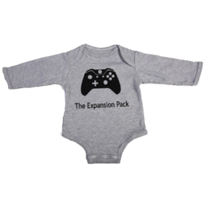 expansion pack baby grey long sleeve