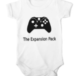 expansion pack baby white