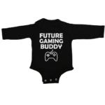 future gaming buddy black long sleeve
