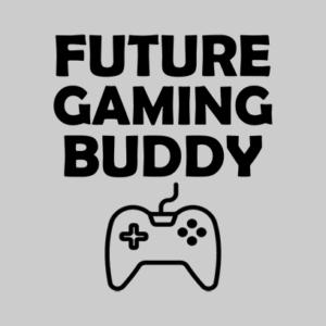 future gaming buddy grey square