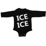 ice ice baby black long sleeve