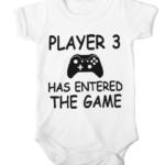 player 3 baby white