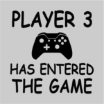 player 3 grey square