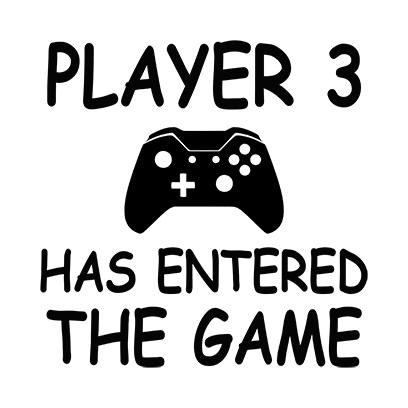 player 3 white square