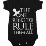 the one ring baby black