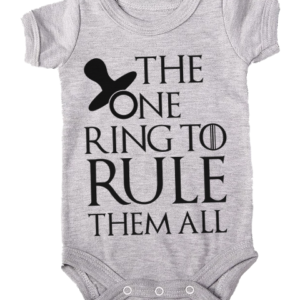 the one ring baby grey