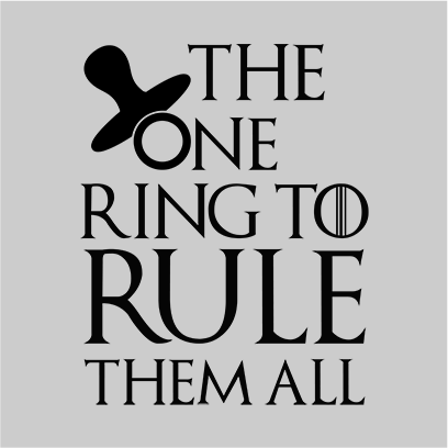 the one ring grey square