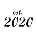 established 2020 white square