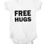 free hugs baby white