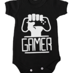 gamers unite baby black