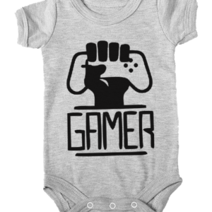 gamers unite baby grey