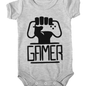gamers unite baby grey