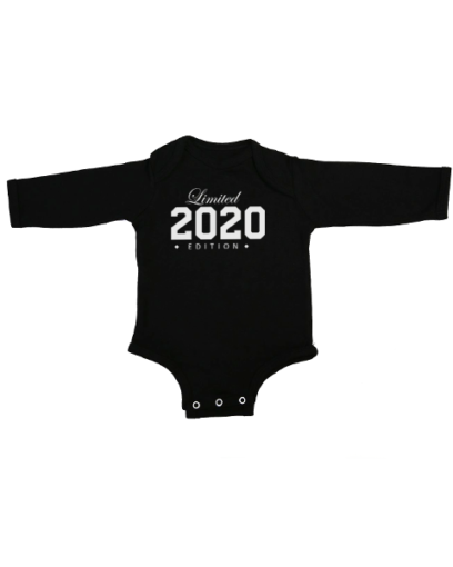 limited edition 2020 baby black long sleeve