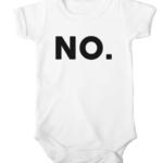 no baby white