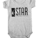star labs baby grey