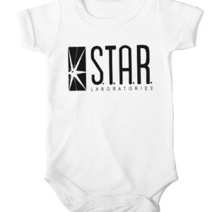 star labs baby white
