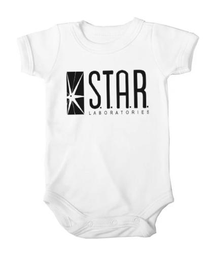 star labs baby white